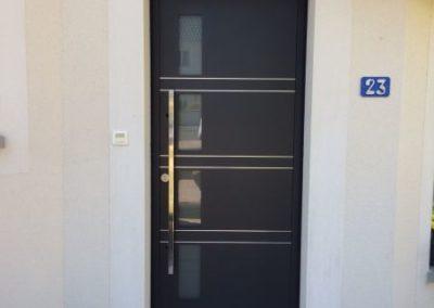 Portes d'entrée K-line