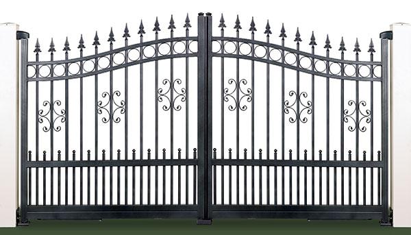 portails alu gianori
