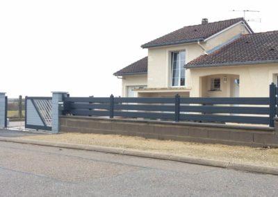Clôture - Gianori Habitat