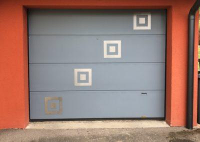 Gianori Habitat - porte de garage - Gypass -